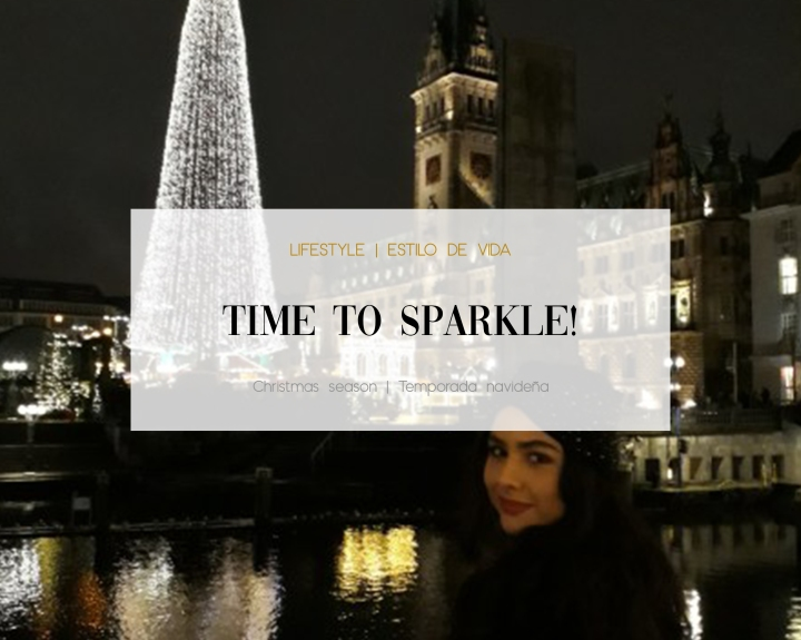 TIME TO SPARKLE!